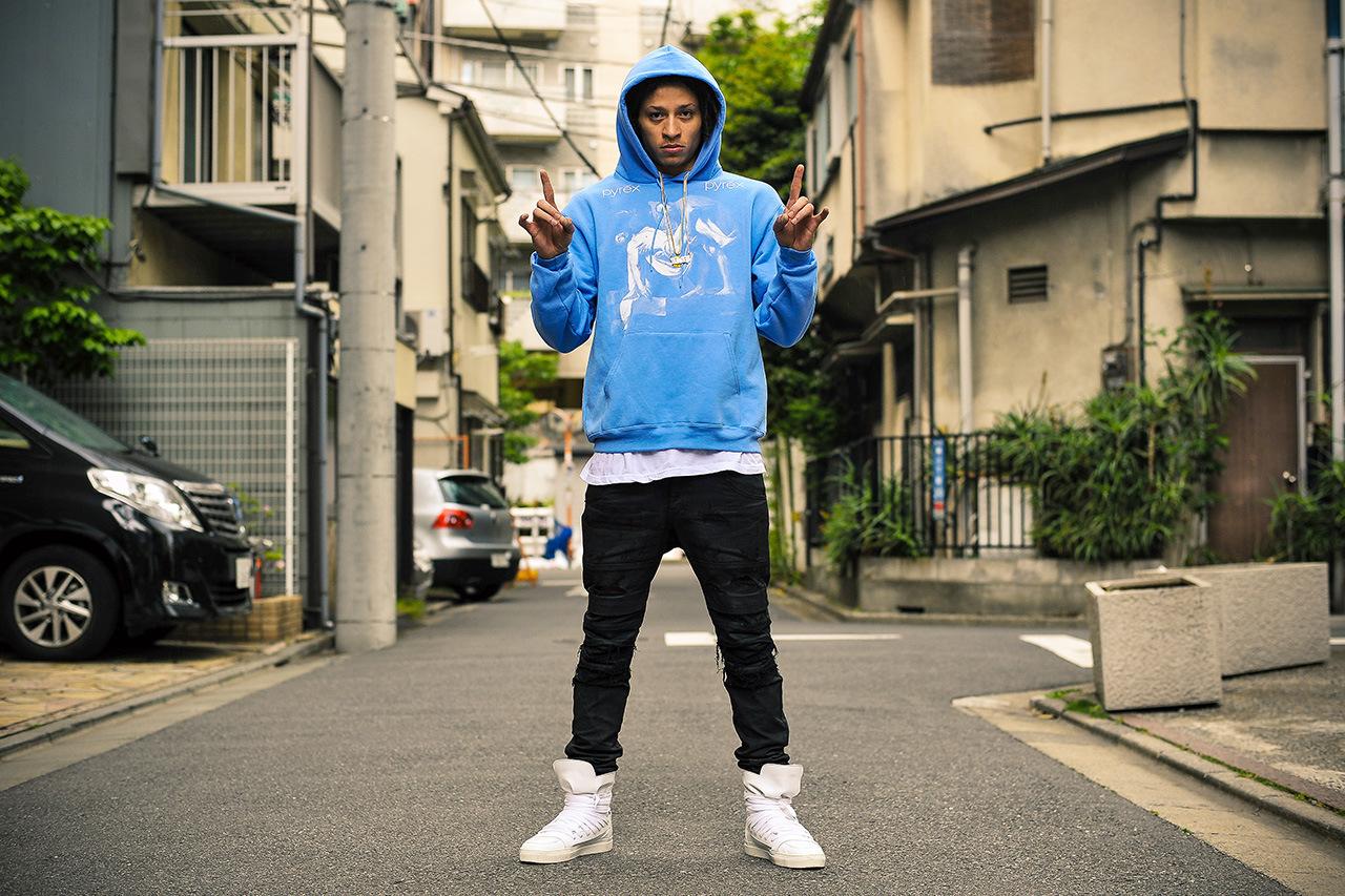 Streetsnap: A$AP Mob in Tokyo Part 2 | yue'meeda clothing