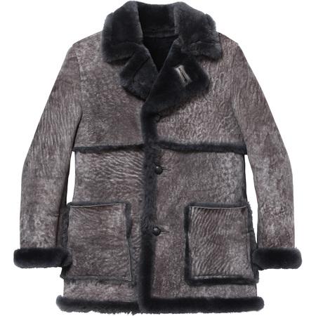 Supreme x Schott NYC: The Sheepskin Coat   yue'meeda clothing